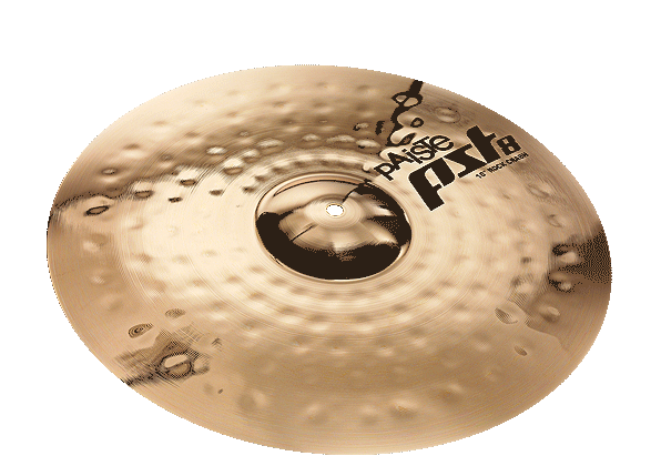 PAISTE PST 8 REFLECTOR ROCK CRASH 45/18