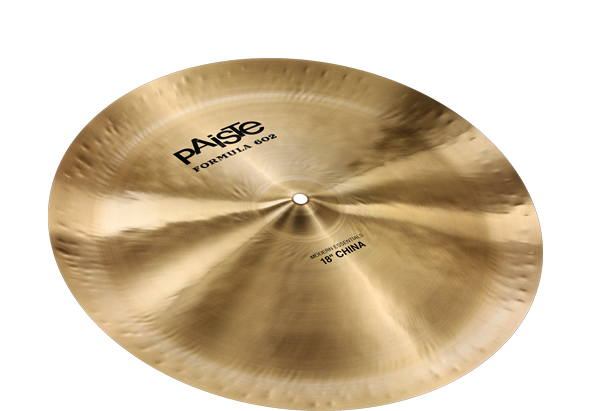 PAISTE FORMULA 602 MODERN ESSENTIALS CHINA 45/18