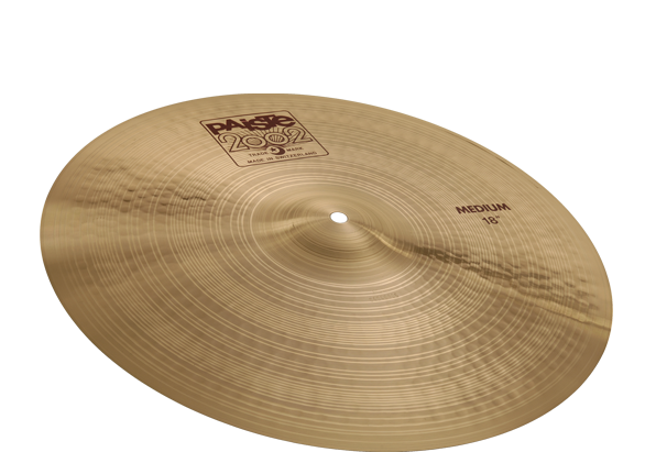 PAISTE 2002 MEDIUM CRASH 45/18