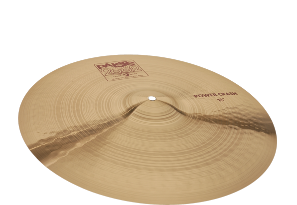 PAISTE 2002 POWER CRASH 40/16""