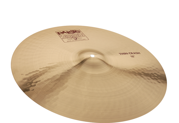 PAISTE RUDE THIN CRASH 51/20