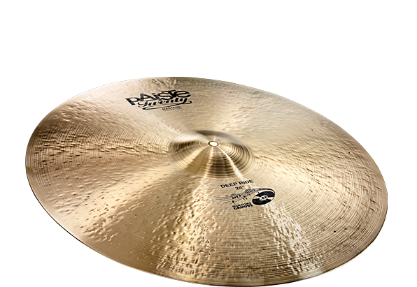 PAISTE TWENTY MASTERS DEEP RIDE 61/24