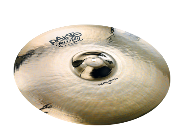 PAISTE TWENTY CUSTOM METAL CRASH 45/18