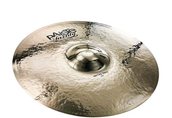PAISTE TWENTY CUSTOM METAL RIDE 51/20
