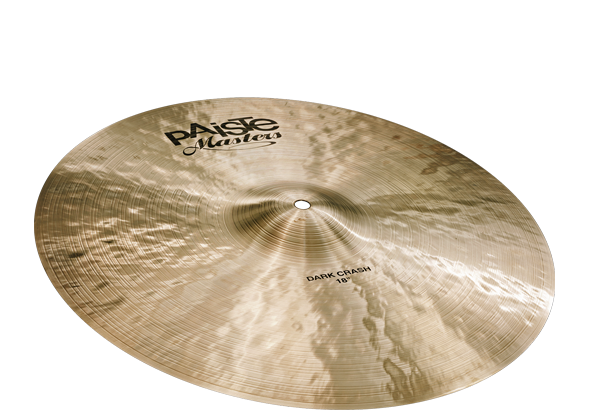 PAISTE MASTERS DARK CRASH 40/16
