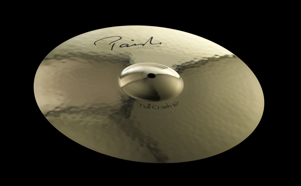 "PAISTE SIGNATURE REFLECTOR FULL CRASH 16""/40cm"