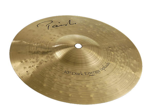 PAISTE SIGN DARK ENERGY SPLASH MKI 26/10
