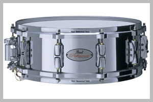 Pearl 14 x 5.0, Steel Snare Drum Reference