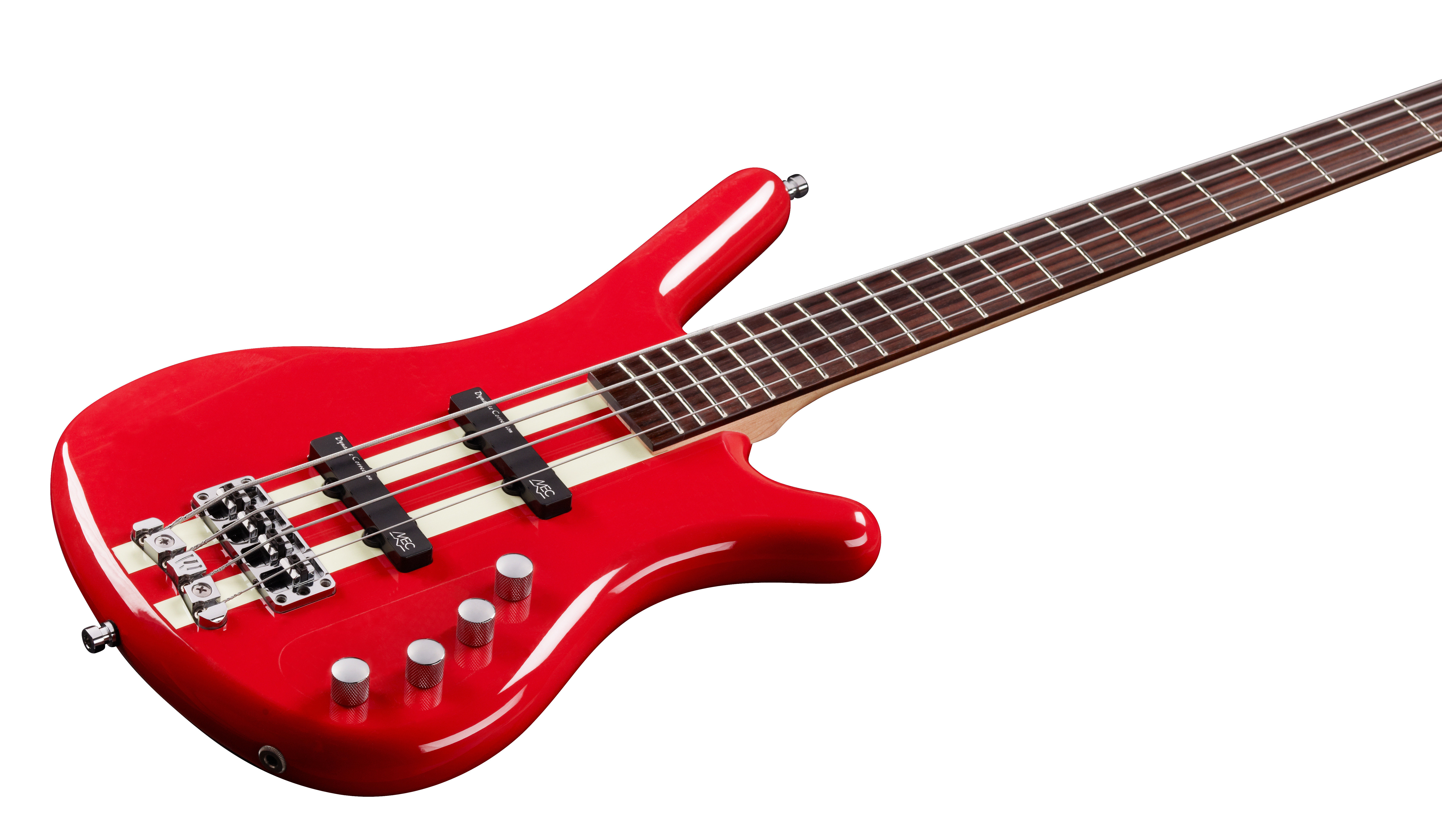 Warwick RB Corvette Basic 4 Racing Red  CHR