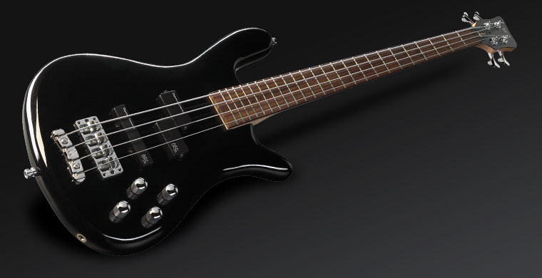 Warwick RB Streamer LX 4 Black
