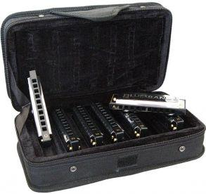 Hohner Blues Harmonica Set (7 harmonik Blues Band)
