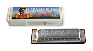 Hohner Alabama Blues 502/20 C