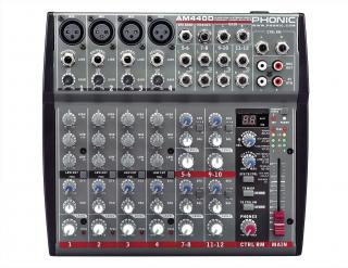 Analogový mix Phonic AM 440D