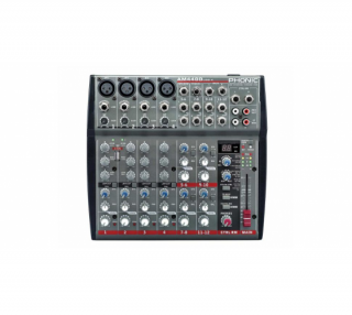 Analogový mix Phonic AM 440D USB-K-2