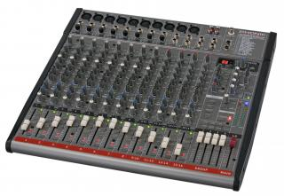 Analogový mix Phonic AM 844D USB