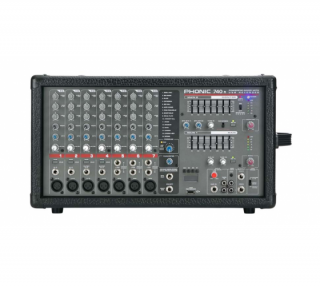 Power mix Phonic Powerpod 740R