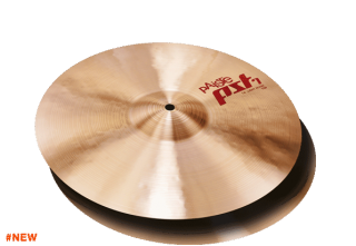 PAISTE PST 7 LIGHT HI-HAT 36/14