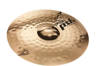 PAISTE PST 8 REFLECTOR ROCK CRASH 43/17