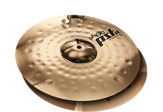 PAISTE PST 8 REFLECTOR MEDIUM HATS 36/14