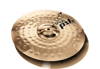 PAISTE PST 8 REFLECTOR ROCK HATS 36/14