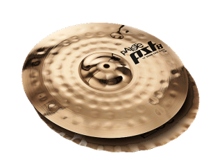 PAISTE PST 8 REFLECTOR SOUND EDGE HI-HAT 36/14