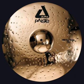 "PAISTE ALPHA ""B"" METAL RIDE 51/20"