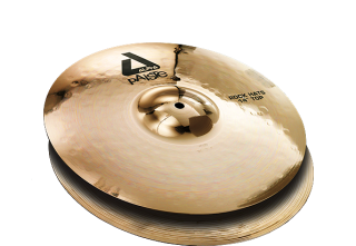 "PAISTE ALPHA ""B"" ROCK HI-HAT 36/14"