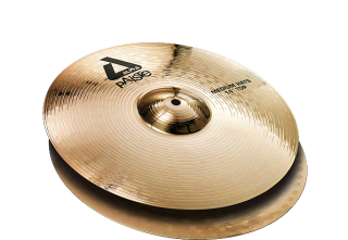 "PAISTE ALPHA ""B"" MEDIUM HI-HAT 36/14"