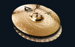 "PAISTE ALPHA ""B"" METAL HI-HAT 36/14"
