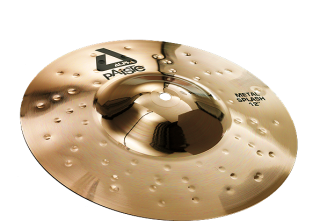 "PAISTE ALPHA ""B"" METAL SPLASH 26/10"