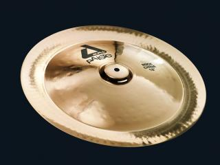 PAISTE ALPHA BRILLIANT ROCK CHINA 45/18
