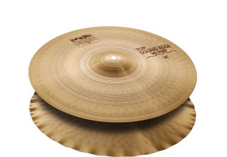 PAISTE 2002 SOUND EDGE HI-HAT 33/13