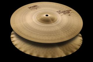 PAISTE 2002 SOUND EDGE HI-HAT 38/15