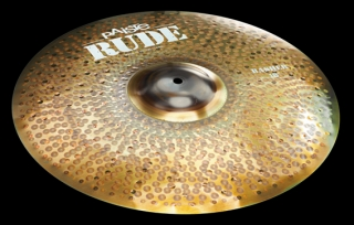 PAISTE RUDE BASHER Crash 51/20