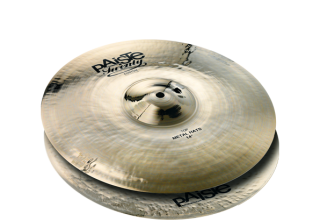 PAISTE TWENTY CUSTOM METAL HI-HAT 38/15