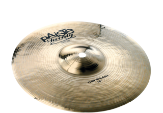 PAISTE TWENTY CUSTOM THIN SPLASH 26/10