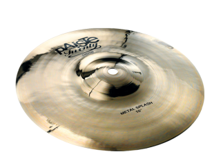PAISTE TWENTY CUSTOM METAL SPLASH 26/10
