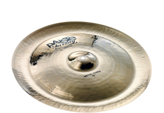 PAISTE TWENTY CUSTOM METAL CHINA 45/18