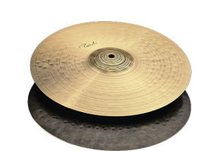 PAISTE TRAD.COL. MED.LIGHT HI-HAT 36/14