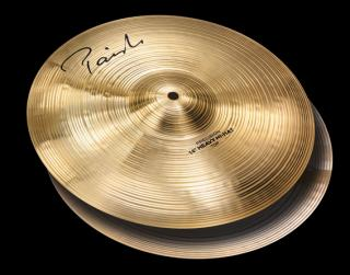PAISTE SIGNATURE PRECISION HEAVY HI-HAT 36/14