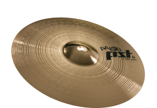 PAISTE PST 5 NEW ROCK CRASH 45/18