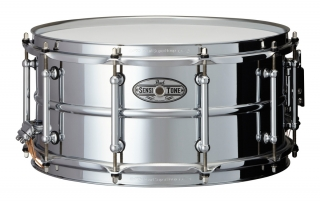 Pearl Pearl 14 x 6.5 Beaded Steel SensiTone