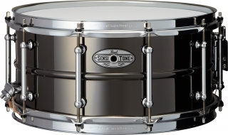 Pearl 14 x 6.5, Beaded Brass SensiTone