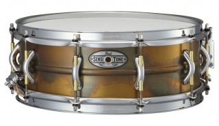 Pearl 14 x 5.0 Beaded Brass SensiTone
