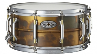 Pearl 14 x 6.5 Beaded Brass SensiTone