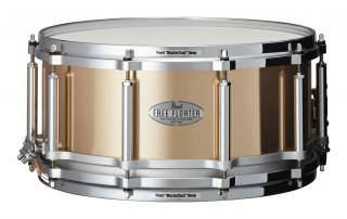 Pearl 14 x 6.5 Phosphor Bronze Free Floating System