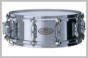Pearl 14 x 6.5 Cast Steel Snare Drum Reference