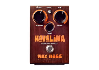 Dunlop WHE403 WAY HUGE HAVALINA GERMANIUM JUMBO FUZZ PEDÁL