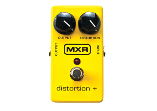 Dunlop M104 MXR Distortion+ - retropedál