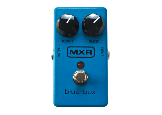 Dunlop M103 MXR Blue Box - retropedál